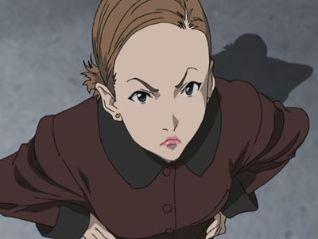 Witch Hunter Robin: 23: Sympathy for the Devil