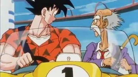 Dragon Ball Z : Goku's Ordeal