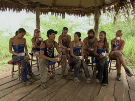 Survivor: All-Stars : A Thoughtful Gesture or a Deceptive Plan?