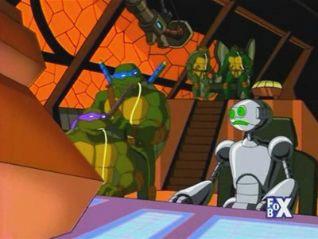 Teenage Mutant Ninja Turtles: Turtles in Space - Part 5 Triceration Wars