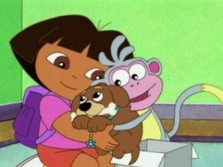 Dora the Explorer: Dora's Got a Puppy (2005)