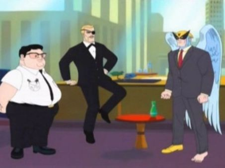 Harvey Birdman, Attorney at Law : Gone Effcien...t