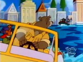 TaleSpin: Time Waits for No Bear