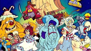 The Adventures of Raggedy Ann & Andy [Animated TV Series]