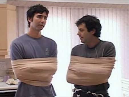 Kenny vs. Spenny : Who Can Survive in the Woods the Longest?