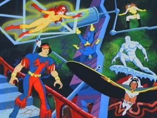 Spider-Man and His Amazing Friends: The X-Men Adventure