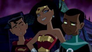 Justice League Unlimited: Kid Stuff