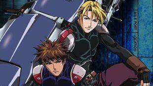 AD Police Files [Anime OVA Series]