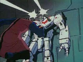 Robotech Macross Saga: First Contact