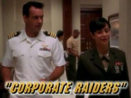 JAG : Corporate Raiders