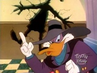 Darkwing Duck: Comic Book Capers