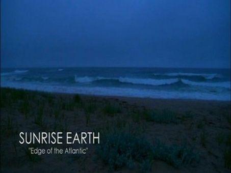 Sunrise Earth : Sea of Terns