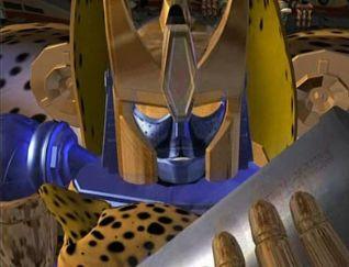 Beast Wars Transformers: Equal Measures