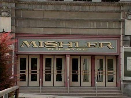 Ghost Hunters : Mishler Theatre