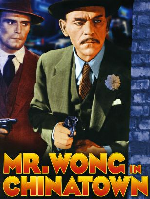 Mr. Wong in Chinatown