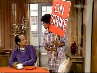 The Jeffersons: Social Insecurity