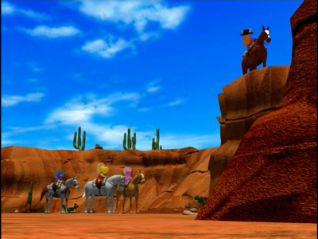 The Backyardigans: Riding the Range