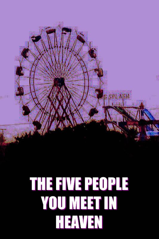 critical review of the five people you meet in heaven