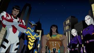 Justice League Unlimited: Ultimatum