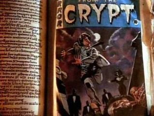 Tales From the Crypt: Mournin' Mess