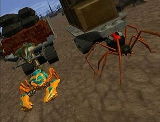 Beast Wars Transformers: Tangled Web