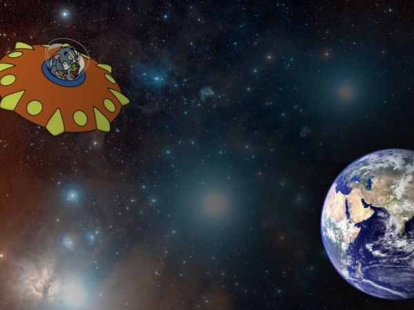 tom and jerry blast off to mars trailer - photo #29
