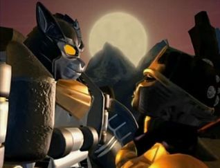 Beast Wars Transformers: The Agenda, Part 1