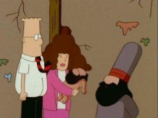 Dilbert: Testing