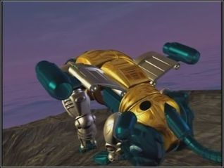 Beast Wars Transformers: Deep Metal