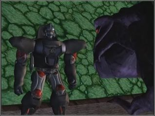 Beast Wars Transformers: Other Voices, Part 1