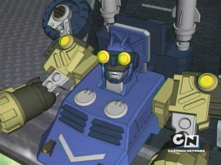 Transformers: Cybertron : Time