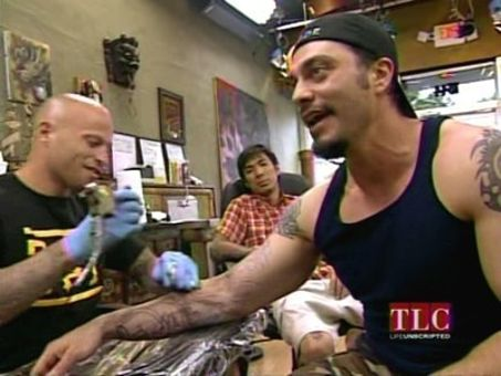 Miami Ink : Growing Up