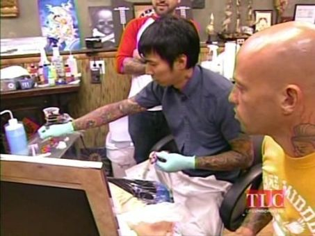 Miami Ink : The Apprentice