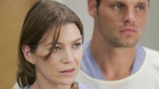 Grey's Anatomy: Into You Like a Train