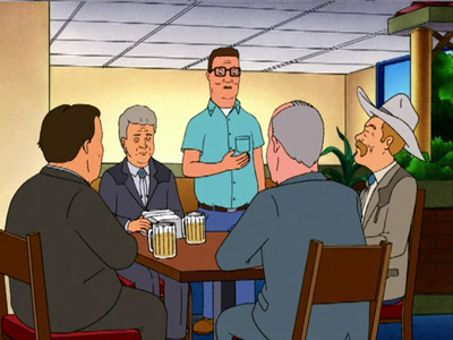 King of the Hill : Hank Fixes Everything