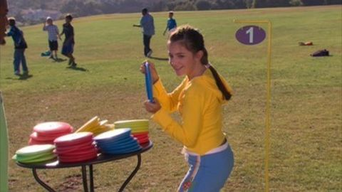 Zoey 101 : Disc Golf