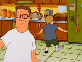 King of the Hill: Love Hurts and So Does Art