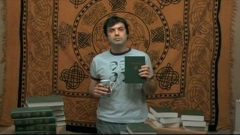 Kenny vs. Spenny : Who Can Sell More Bibles?