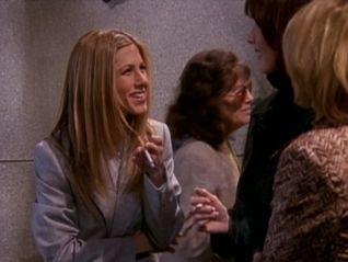 Friends: The One Where Rachel Smokes