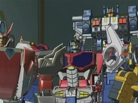 Transformers: Cybertron : City