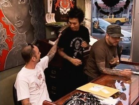 Miami Ink : While Ami's Away