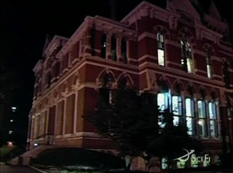 Ghost Hunters : Two Brothers and Willard Library