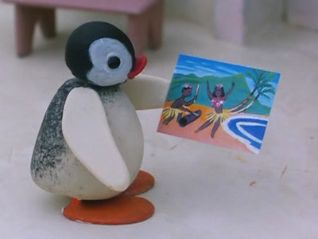 Pingu: Pingu and the Postcard