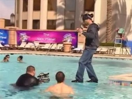 Criss Angel: Mindfreak : Walk on Water