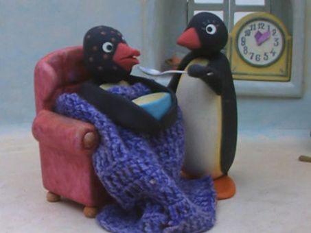 Pingu : Pingu's Grandpa Is Sick