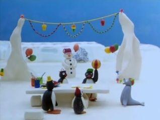 Pingu: Pingu's Birthday