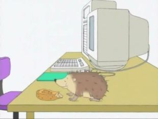 Kipper: Hedgehog Watch