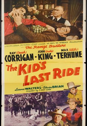 The Kid's Last Ride
