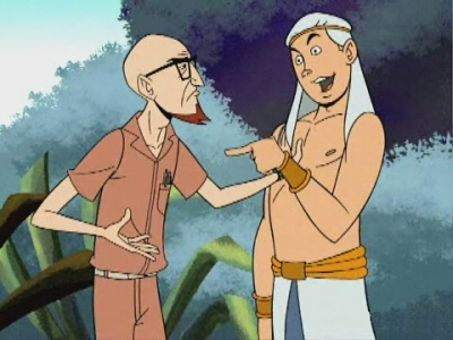 The Venture Bros. : Escape to the House of Mummies
