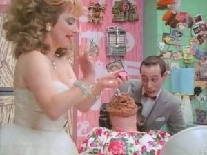 Pee-Wee's Playhouse: Beauty Make-Over
